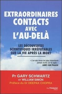 Extraordinaires contacts avec lau-delà - Les découvertes scientifiques irréfutables sur la vie après la mort.pdf