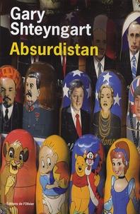 Gary Shteyngart - Absurdistan.