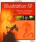 Gary Tonge - Illustration SF - Peinture numérique avec Photoshop.