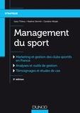 Gary Tribou et Nadine Dermit - Management du sport.