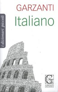 Garzanti - I dizzionari picoli Italiano.