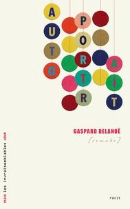 Gaspard Delanoë - Autoportrait (remake).