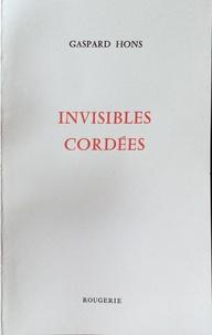 Gaspard Hons - Invisibles Cordées.