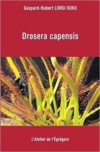 Gaspard-Hubert Lonsi Koko - Drosera capensis.
