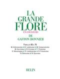 Gaston Bonnier - La grande Flore (Volume 11) - Famille 66 à 76.