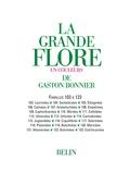 Gaston Bonnier - La grande Flore (Volume 16) - Famille 103 à 123 - Famille 103 à 123.