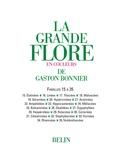 Gaston Bonnier - La grande Flore (Volume 5) - Famille 15 à 35.