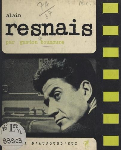 Alain Resnais. Extraits de films, documents, témoignages, filmographie, bibliographie, documents iconographiques
