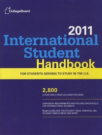 Gaston Caperton - International Student Handbook 2011 - 24th edition.