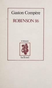 Gaston Compère - Robinson 86.