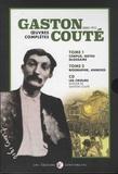 Gaston Couté - Oeuvres complètes - Coffret en deux volumes : Tomes 1 et 2. 1 CD audio