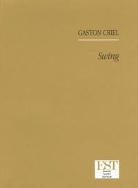 Gaston Criel - Swing.