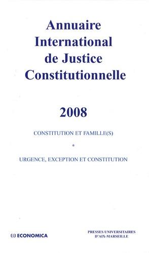 Gaston de Foix - Annuaire international de justice constitutionnelle - Tome 24.