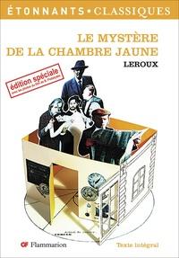 Gaston Leroux et Jean-Philippe Marty - Le Mystère de la Chambre Jaune.