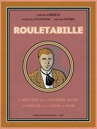 Era-circus.be Rouletabille - Le mystère de la chambre jaune ; Le parfum de la dame en noir Image