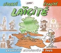 Gaston - Liberté laïcité égalité.