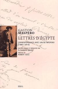 Gaston Maspero - .
