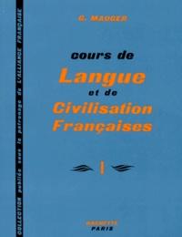 COURS DE LANGUE ET DE CIVILISATION FRANCAISE. Tome 1.pdf