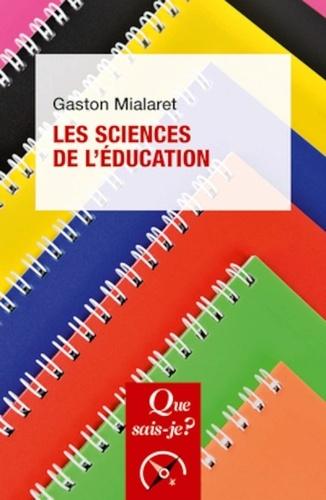 Les sciences de l'éducation 12e édition