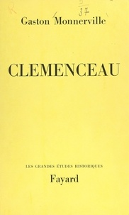 Gaston Monnerville - Clemenceau.