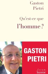 Gaston Pietri - Qui est l'homme ?.