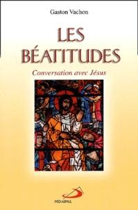 Gaston Vachon - Les béatitudes - Conservation avec Jésus.