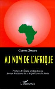 Gaston Zossou - .
