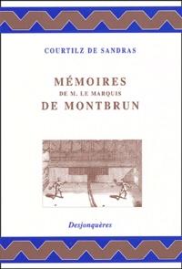 Deedr.fr Mémoires de Monsieur le marquis de Montbrun Image