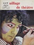 Gaulme - Maquillage de théâtre.