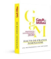 Gault&Millau - Guide Normandie et Hauts-de-France.