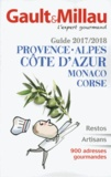 Gault&Millau - Guide PACA, Monaco, Corse.