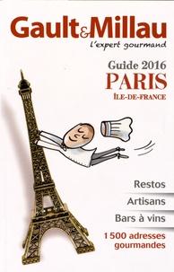 Galabria.be Guide Paris Ile de France - 1500 adresses gourmandes Image