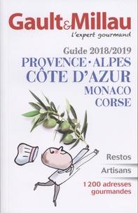 Gault&Millau - Guide Provence-Alpes-Côte d'Azur, Monaco, Corse.