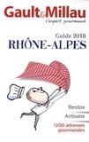 Gault&Millau - Guide Rhone-Alpes.