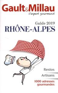 Gault&Millau - Guide Rhône-Alpes.