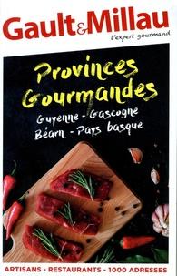 Gault&Millau - Guyenne, Gascogne, Béarn, Pays basque.