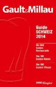 Gault & Millau Schweiz 2014.
