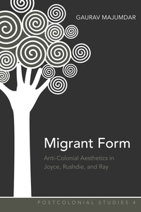 Gaurav Majumdar - Migrant Form - Anti-colonial Aesthetics in Joyce, Rushdie and Ray.