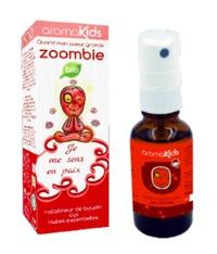 Gauthier Bribosia - Spray zoombie bio - Je me sens en paix - colère & irritabilité.