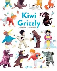 Gauthier David et Claire de Gastold - Kiwi Grizzly.