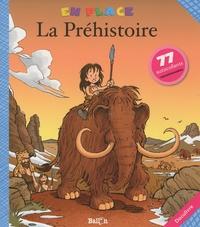 Gauthier Dosimont - La Préhistoire.