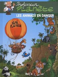Gauthier Dosimont - Les animaux en danger.