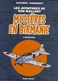 Gauthier et Frédéric Marniquet - Mystères en Birmanie Tome 1 et 2 : L'Intégrale : Tome1, Le Livre de Kouch ; Tome 2, La Vallée des Ombres.
