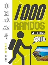 1 000 randos en France - Gautier Genton pdf epub