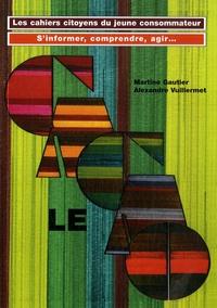 Gautier et Alexandre Vuillermet - Le cacao.