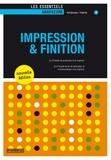 Gavin Ambrose et Paul Harris - Impression et finition.