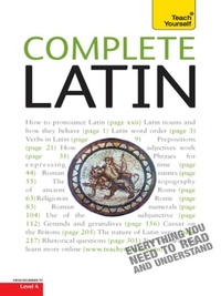 Gavin Betts - Complete Latin: Teach Yourself.