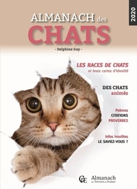 Gay - Almanach des chats.