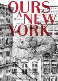 Gaya Wisniewski - Ours à New York.