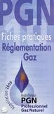 Gaz de France - 10 Fiches pratiques Réglementation Gaz.